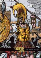 Achilles by tonyperna