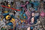 X-Men Blue Team