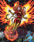 Women of Marvel Dark Phoenix
