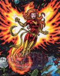 Women of Marvel Dark Phoenix