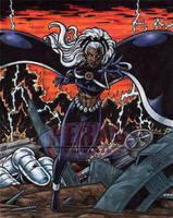 X-Men Archives AP 3 by tonyperna