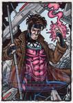 Gambit Sketch Card 2