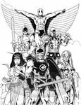 Avengers Team