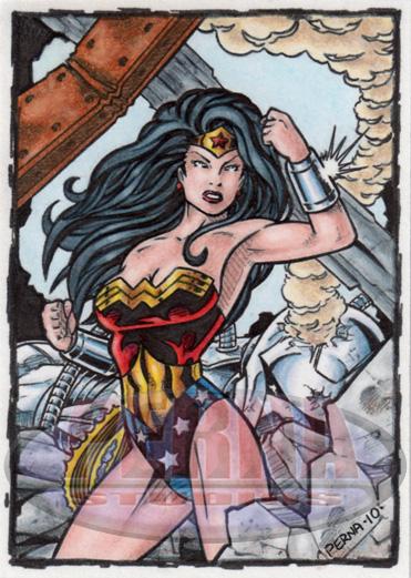 Wonder Woman 2 by tonyperna
