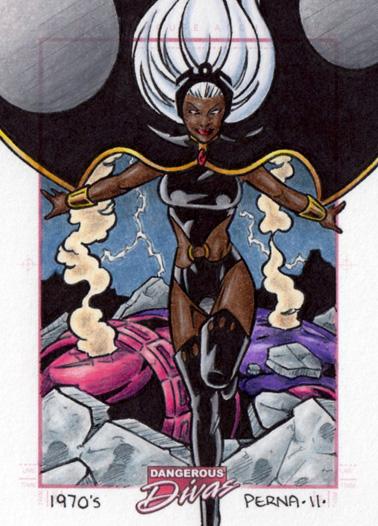 Storm Dangerous Divas 2 by tonyperna