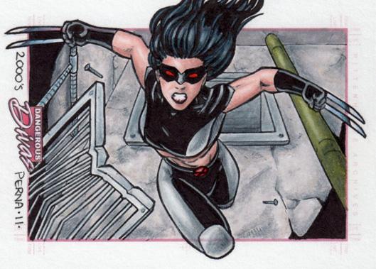 X-23 Dangerous Divas by tonyperna