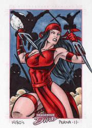 Elektra Dangerous Divas by tonyperna