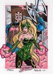 Enchantress Dangerous Divas by tonyperna