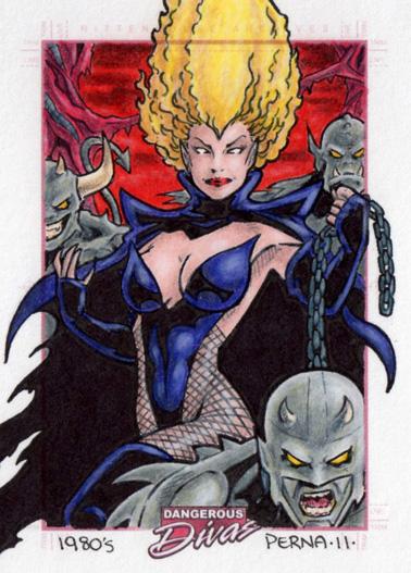 Goblin Princess Dangerous Diva by tonyperna