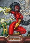 Iron Man 2 Spider-Woman