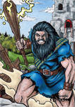 The Dagda - Classic Mythology