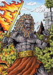 Surtr - Classic Mythology