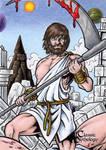 Kronos - Classic Mythology