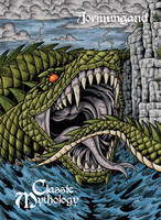 Jormungand - Classic Mythology by tonyperna