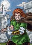 Nuada - Classic Mythology