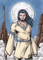 Tsukuyomi - Classic Mythology by tonyperna
