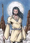 Tsukuyomi - Classic Mythology