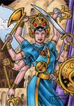 Durga - Classic Mythology