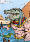 Sobek - Classic Mythology