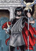 Hades - Classic Mythology by tonyperna