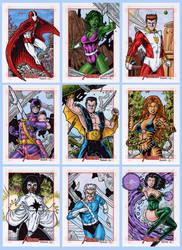 Marvel's Greatest Heroes: Avengers 4 by tonyperna