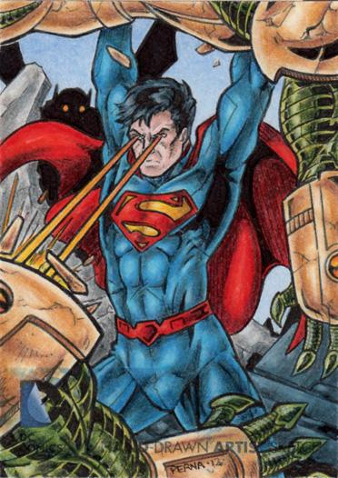 DC Comics 'The New 52' - Superman by tonyperna