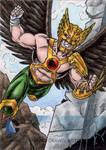 DC Comics 'The New 52' - Hawkman