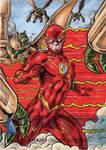 DC Comics 'The New 52' - The Flash