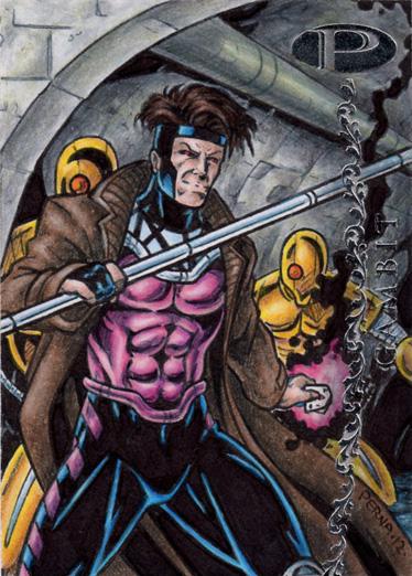 Gambit - Marvel Premier by tonyperna
