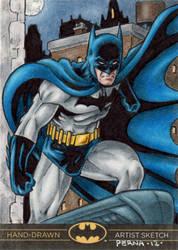 Batman The Legend - Batman by tonyperna