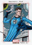 Mr Fantastic - Marvel Bronze Age