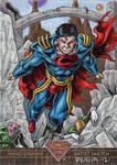 Superman the Legend - Superboy Prime
