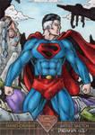 Superman the Legend - Kingdom Come Superman