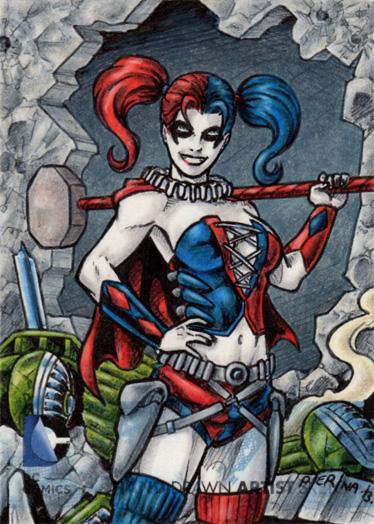 New 52 Harley Quinn And Joker New 52  - Harley Quinn AP