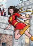 DC: Women of Legend - Mary Marvel