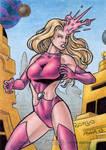 DC: Women of Legend - Saturn Girl