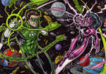Green Lantern Vs. Star Sapphire AP