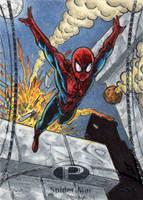 Spider-man - Marvel Premier 2 by tonyperna