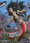 Sedna AP Sketch Card - Classic Mythology II