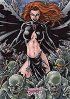 Goblin Queen - Dangerous Divas 2 by tonyperna