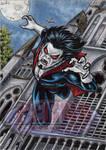 Morbius - Sketch Card