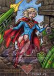Superman the Legend - Supergirl AP