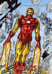 Iron Man - Avengers Silver Age