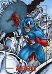 Captain America - Avengers Silver Age