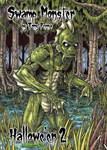 Swamp Monster - Hallowe'en 2