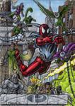 Scarlet Spider VS. Villains - Marvel Premier AP
