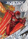 DC: Justice League - Flash