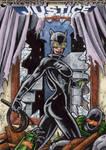 DC: Justice League - Catwoman