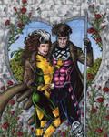 Rogue + Gambit - Marvel Universe AP