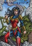 DC: Justice League - Wonder Woman AP